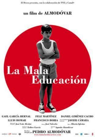 La Mala Educación (Pedro Almodovar)